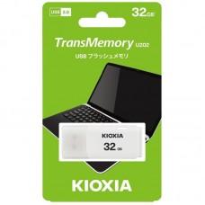 USB  32GB Kioxia TransMemory U202 (LU202W032GG4)