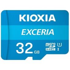 MicroSDHC   32GB UHS-I Class 10 Kioxia Exceria R100MB/s (LMEX1L032GG2)