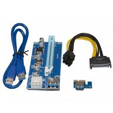 Райзер PCI-E RZR6PIN