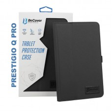 Чехол-книжка BeCover Slimbook для Prestigio Q Pro Black (705637)