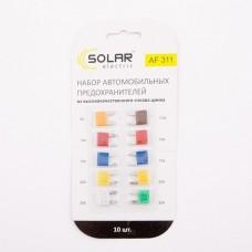 Запобіжники SOLAR блістер міні (AF311)
