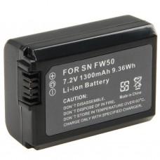 АКБ PowerPlant для видеокамеры Sony NP-FW50 (DV00DV1280)