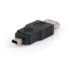 Переходник VINGA USB AF TO MINI USB 5P (USBAF-02)