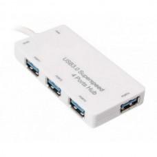 Адаптер USB  Hub Gembird UHB-U3P4-01 4 порти USB 3.0