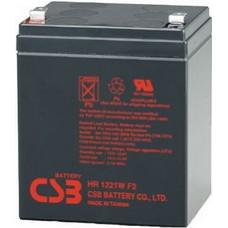 Аккумуляторная батарея CSB 12V 5AH (HR1221W) AGM