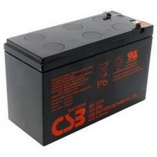 Аккумуляторная батарея CSB 12V 7.2AH (GP1272, 28W) AGM (2,1кг)