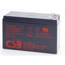 Аккумуляторная батарея CSB 12V 9AH (HR1234W) AGM