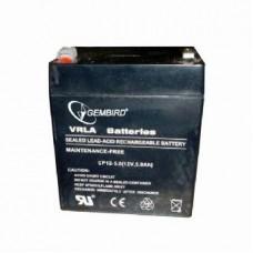 Аккумуляторная батарея EnerGenie 12V 5AH (BAT-12V5AH) AGM