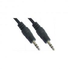 Аудио-кабель Atcom (17437) mini-jack 3.5мм(M)-mini-jack 3.5мм(M) 5м пакет