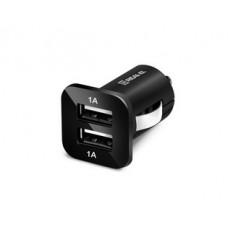 Автомобильное зарядное устройство REAL-EL CA-22 USB UAH