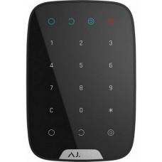 Беспроводная сенсорная клавиатура Ajax KeyPad Black (000005653/8722.12.BL1)