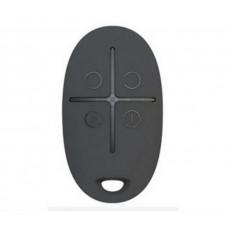 Брелок с тревожной кнопкой Ajax SpaceControl (black) 6108.04.BL1