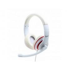 Гарнитура GMB Audio MHS-LAX-W White