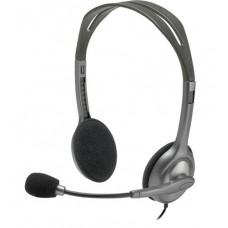 Гарнитура Logitech H111 Stereo (981-000593)
