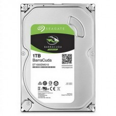 HDD SATA 1.0TB Seagate BarraCuda 7200rpm 64MB (ST1000DM010) - ST1000DM010