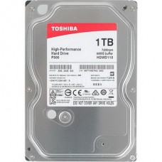 HDD SATA 1.0TB Toshiba P300 7200rpm 64MB (HDWD110UZSVA) - HDWD110UZSVA