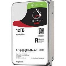 HDD SATA 12.0TB Seagate IronWolf Pro NAS 7200rpm 256MB (ST12000NE0008) - ST12000NE0008