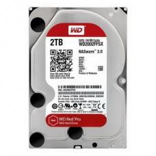 HDD SATA 2.0TB WD Red Pro NAS 7200rpm 64MB (WD2002FFSX) - WD2002FFSX