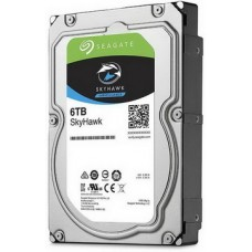 HDD SATA 6.0TB Seagate SkyHawk Surveillance 256GB (ST6000VX001) - ST6000VX001