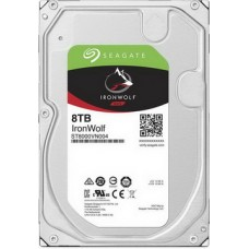 HDD SATA 8.0TB Seagate IronWolf NAS 7200rpm 256MB (ST8000VN004) - ST8000VN004