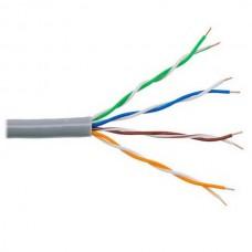 Кабель витая пара Atcom (60707) Premium FTP, 0.51мм, СU, CAT6, 1Gb/s, медь, 305м