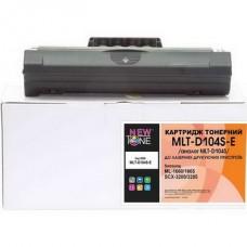Картридж NewTone (MLT-D104S-E) Samsung ML-1660/1665/SCX-3200/3205 Black (аналог MLT-D104S)