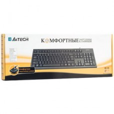 Клавиатура A4Tech KR-85 Black PS/2 - KR-85 PS/2 (Black)
