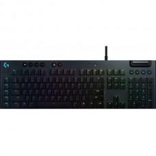 Клавиатура Logitech G815 Gaming Mechanical GL Linear RGB USB (920-009007)