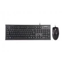 Комплект (клавиатура, мышь) A4Tech KRS-8520D Black USB