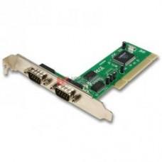 Контроллер PCI 2xCOM Gembird (SPC-1)
