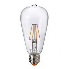 Лампа LED Tecro Loft ST64-3W-2.7K-E27 3W 2700K E27