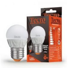 Лампа LED Tecro PRO-G45-5W-4K-E27 5W 4000K E27