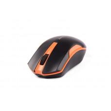 Мышь беспроводная A4Tech G3-200N Black/Orange USB V-Track - G3-200N (Black+Orange)