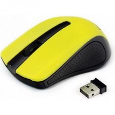 Мышь беспроводная Gembird MUSW-101-Y yellow USB - MUSW-101-Y