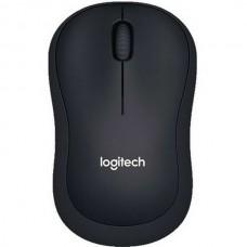 Мышь беспроводная Logitech B220 Silent (910-004881) Black USB - 910-004881