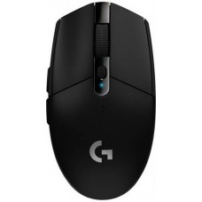 Мышь беспроводная Logitech G305 (910-005282) Black USB - 910-005282