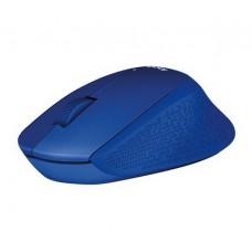 Мышь беспроводная Logitech M330 Silent Plus (910-004910) Blue USB - 910-004910