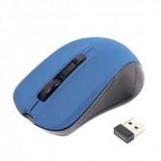 Мышь беспроводная Maxxter Mr-337-Bl Blue USB - Mr-337-Bl