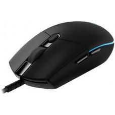 Мышь Logitech Pro Hero (910-005440) Black USB - 910-005440