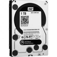 HDD SATA 1.0TB WD Black 7200rpm 64MB (WD1003FZEX) Refurbished