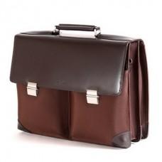Портфель для ноутбука Fouquet NBC-1001B Brown