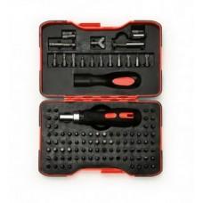 Отвертка и набор бит Cablexpert TK-SD-08