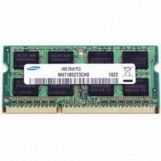 SO-DIMM 4GB/1600 1,35V DDR3L Samsung (M471B5173QH0-YK0) Refurbished