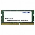 SO-DIMM 4GB/2400 DDR4 Patriot Signature Line (PSD44G240081S)