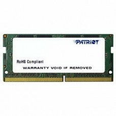 SO-DIMM 4GB/2400 DDR4 Patriot Signature Line (PSD44G240081S) - PSD44G240081S