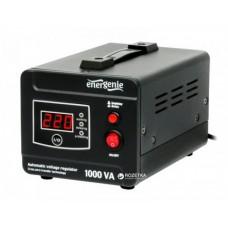 Стабилизатор EnerGenie EG-AVR-D1000-01 1000VA, 1xSchuko