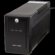 ИБП LogicPower LPM-700VA-P (490Вт), Б/у (без аккумулятора, гарантия)