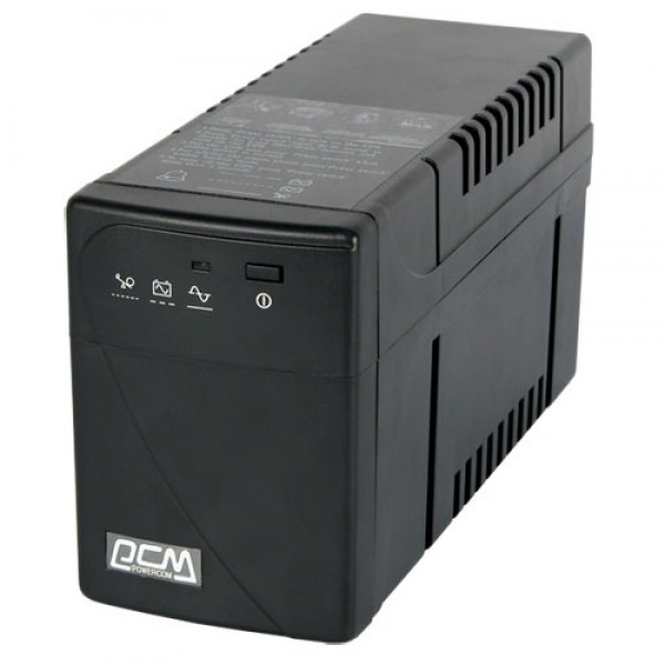 ИБП Powercom BNT-600AP, 2 x IEC, USB (00210085) Б/у (новий акумулятор, гарантія)