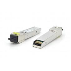 Оптичний модуль SFP WDM 1G - 40км SC - TX1550nm / RX1310nm з DDM, б/у