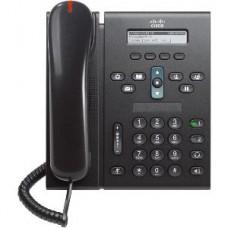 IP-телефон Cisco Unified IP Phone 6921 Charcoal Standard Handse, б/у